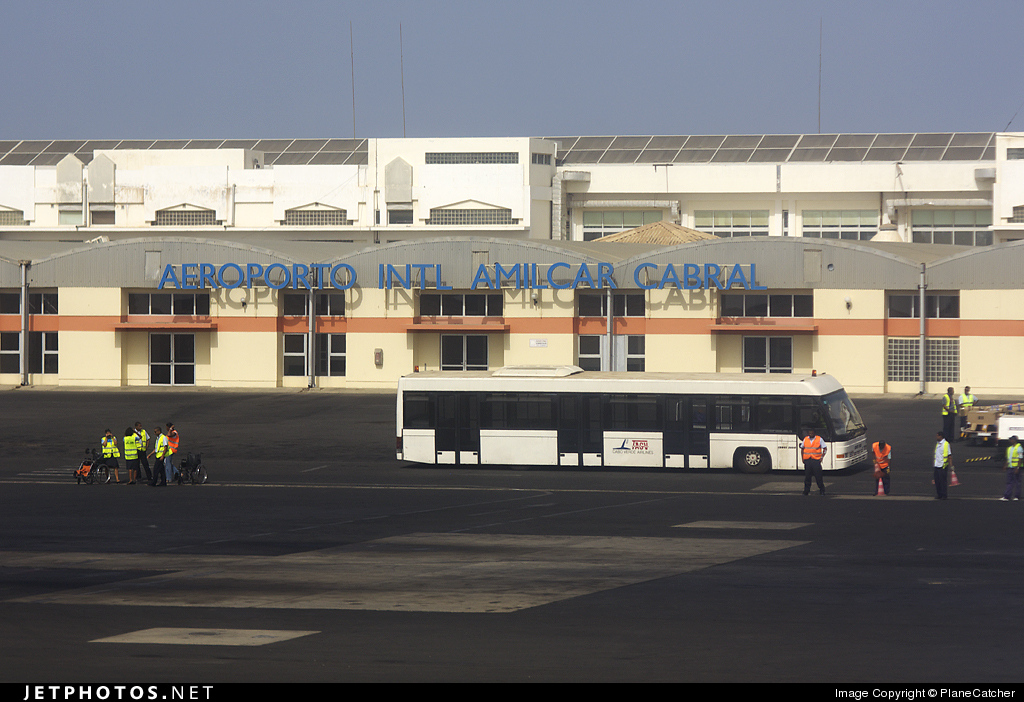 GVAC - Airport - Terminal