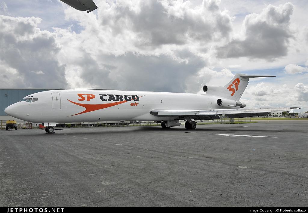 N740DH - Boeing 727-2Q9(Adv)(F) - SP Cargo