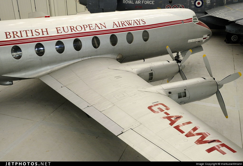 Just Flight - Viscount: Legends of Flight - FlightSim.Com ...