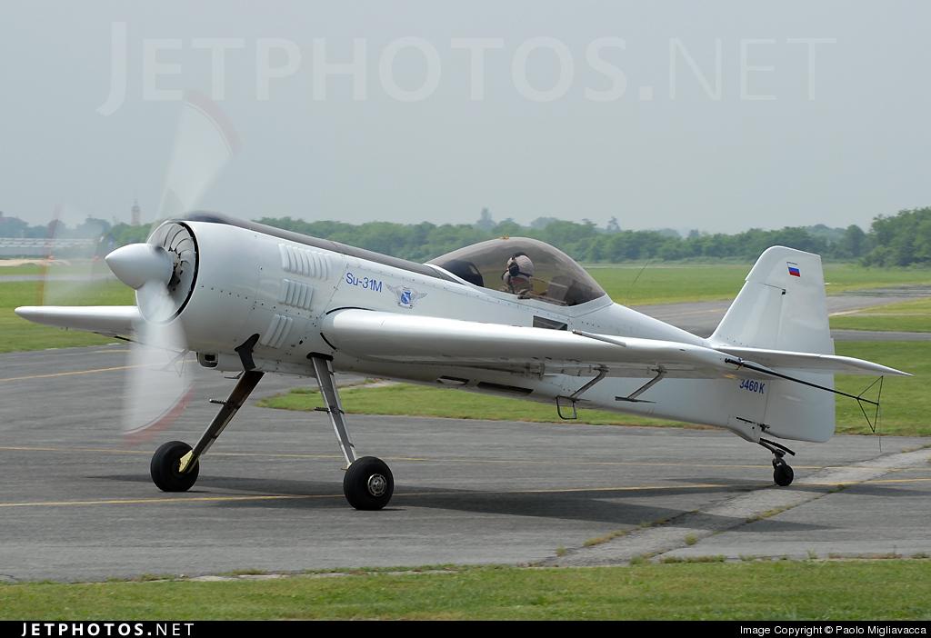 3460K - Sukhoi Su-31 - Private
