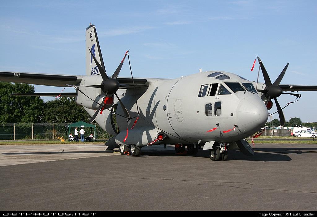 MMCSX62127 - Alenia C-27J Spartan - Alenia