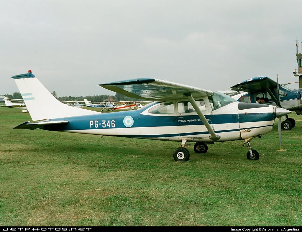 PG-346 - Cessna 182J Skylane - Argentina - Air Force