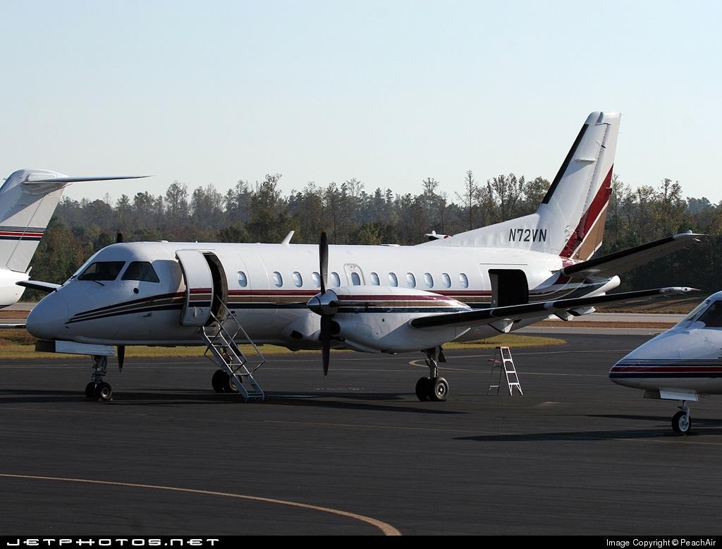N72VN - Saab 340A - Private