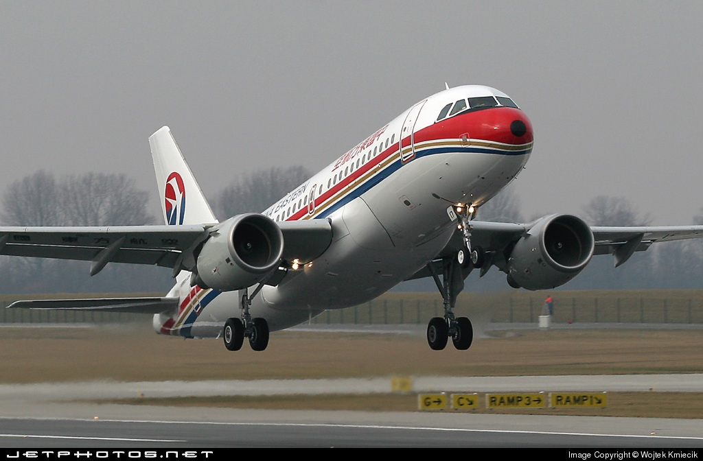 D-AVXC - Airbus A319-115 - China Eastern Airlines
