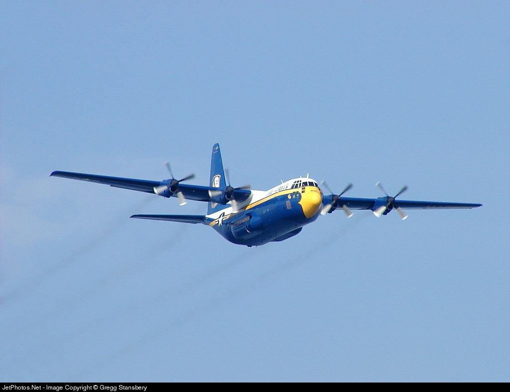 151891 - Lockheed TC-130G Hercules - United States - US Marine Corps (USMC)