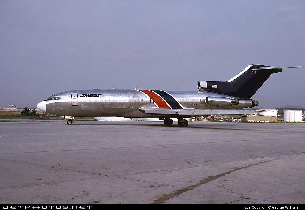 N1933 - Boeing 727-23(F) - Skybus