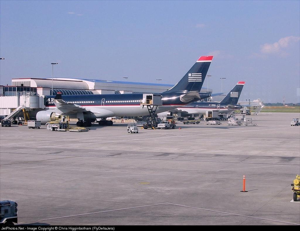 - Airbus A330-300 - US Airways
