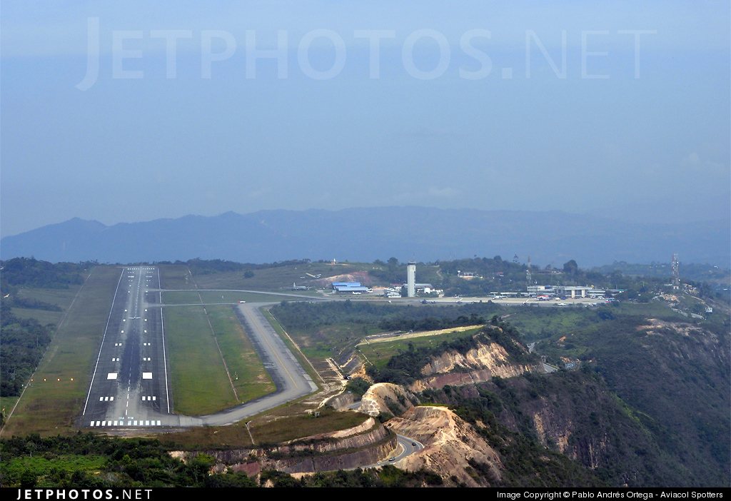 SKBG - Airport - Airport Overview