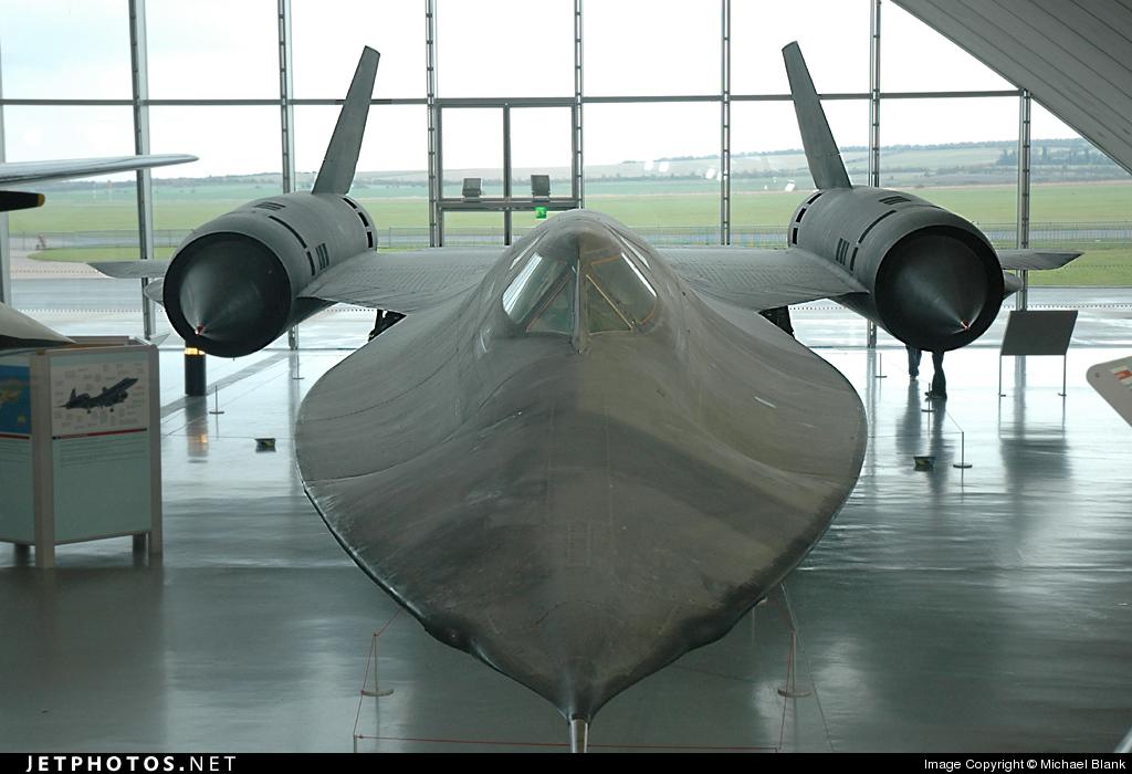 61-7692 - Lockheed SR-71 Blackbird - United States - US Air Force (USAF)