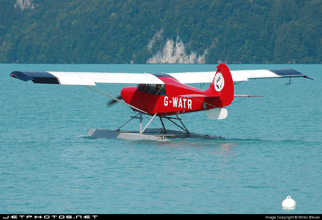 G-WATR - Christen A-1 Husky - Private