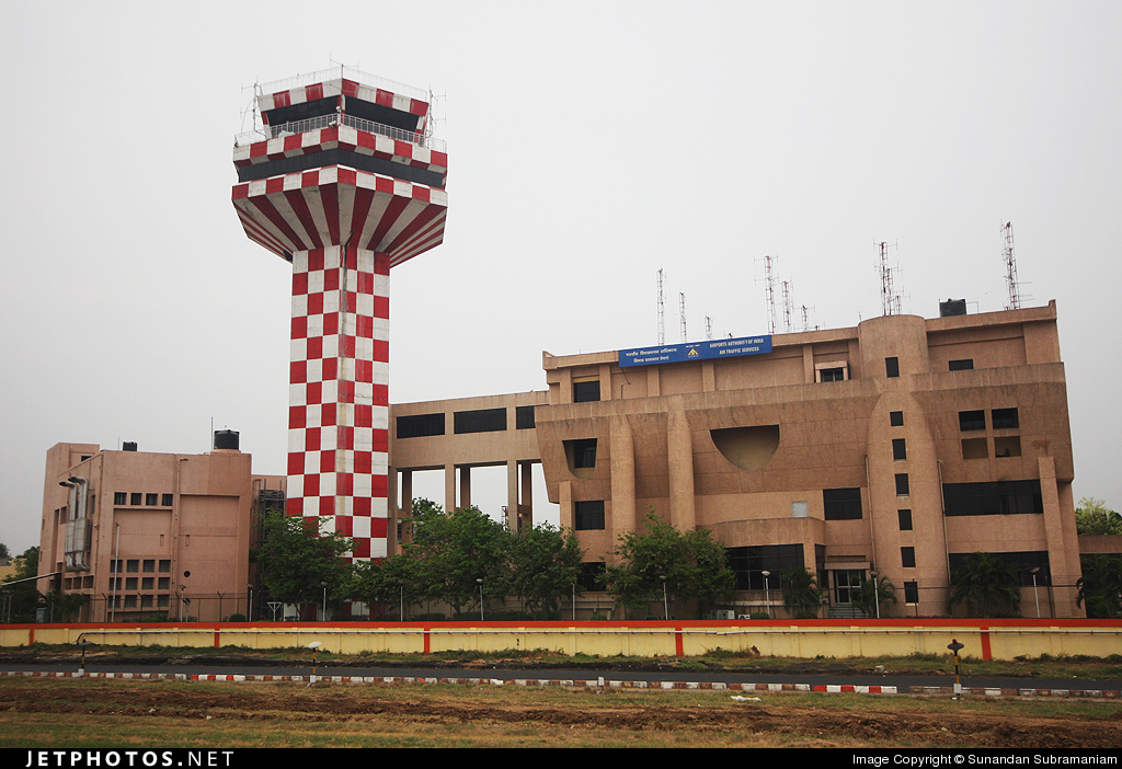 VOMM - Airport - Control Tower