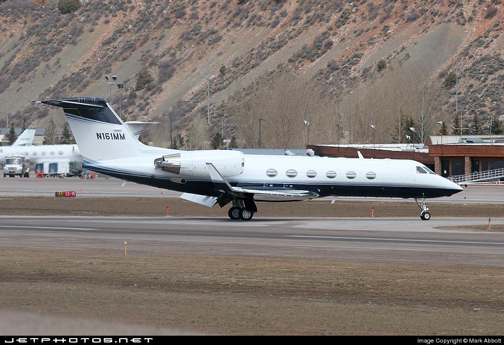 N161MM - Gulfstream G300 - Private