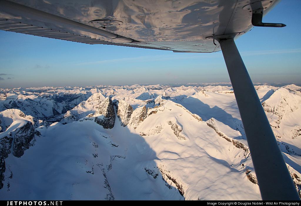 C-FABL - Cessna 172K Skyhawk - Kootenay Lake Aviation