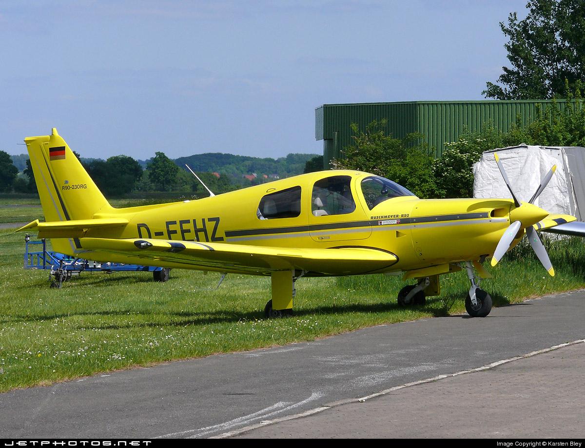 D-EEHZ - Ruschmeyer R90-230RG - Private