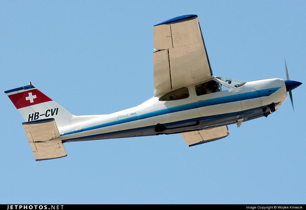 HB-CVI - Reims-Cessna F177RG Cardinal RG - Cardinal Flyers