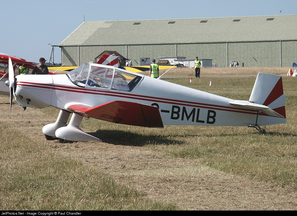 G-BMLB - Jodel D120A Paris-Nice - Private