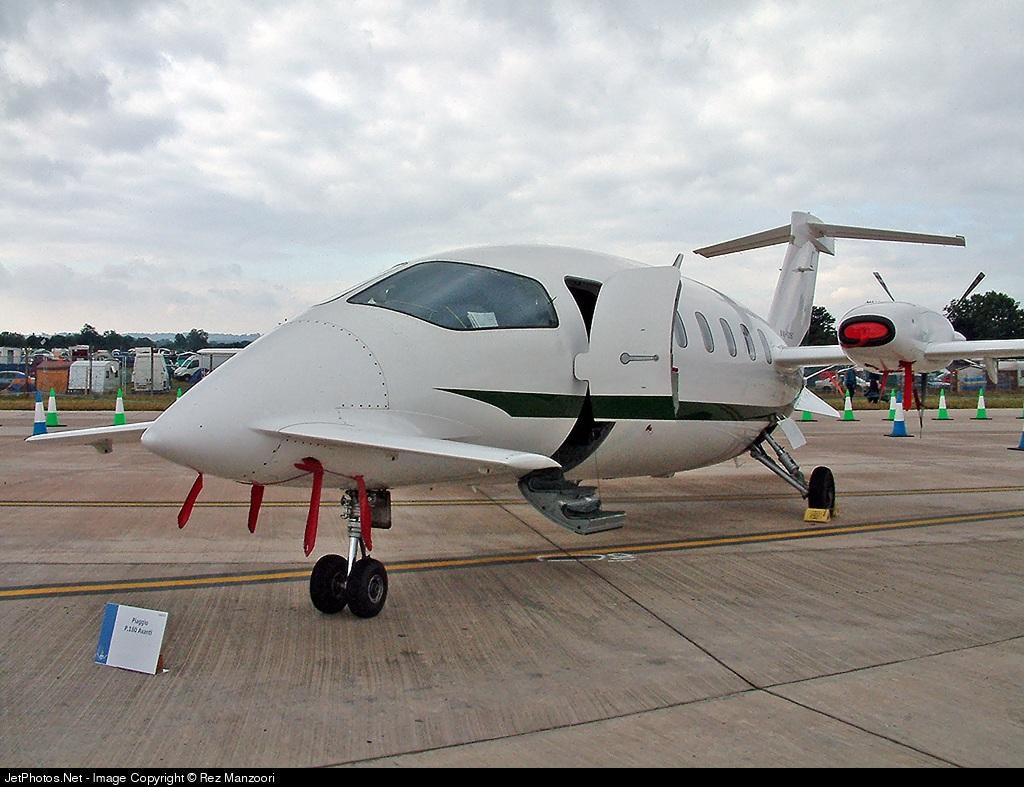 MM62162 - Piaggio P-180AM Avanti - Italy - Air Force