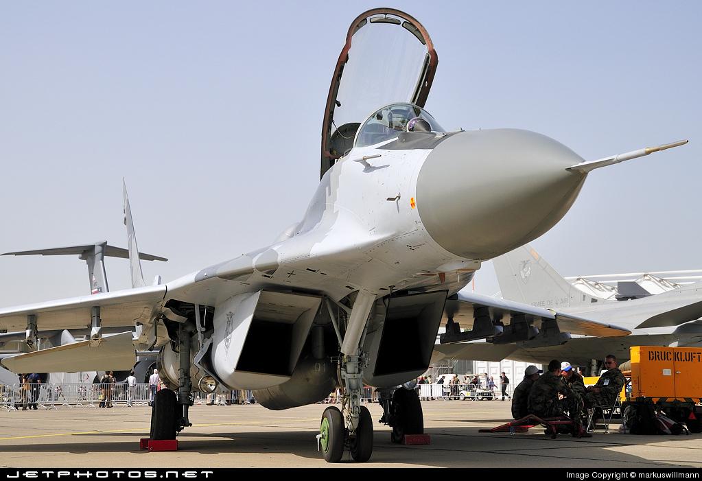 0921 - Mikoyan-Gurevich MiG-29AS Fulcrum - Slovakia - Air Force