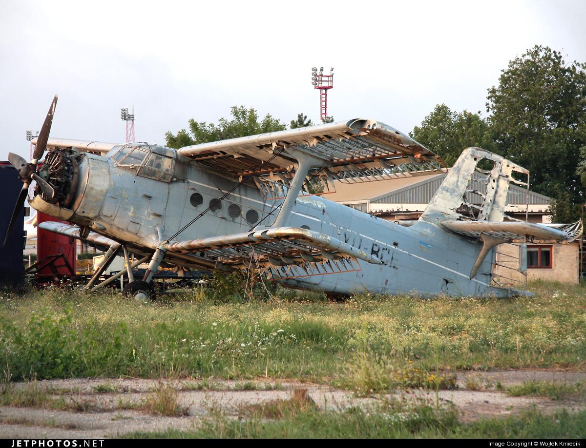 YU-BCE - Antonov An-2 - JAT Yugoslav Airlines
