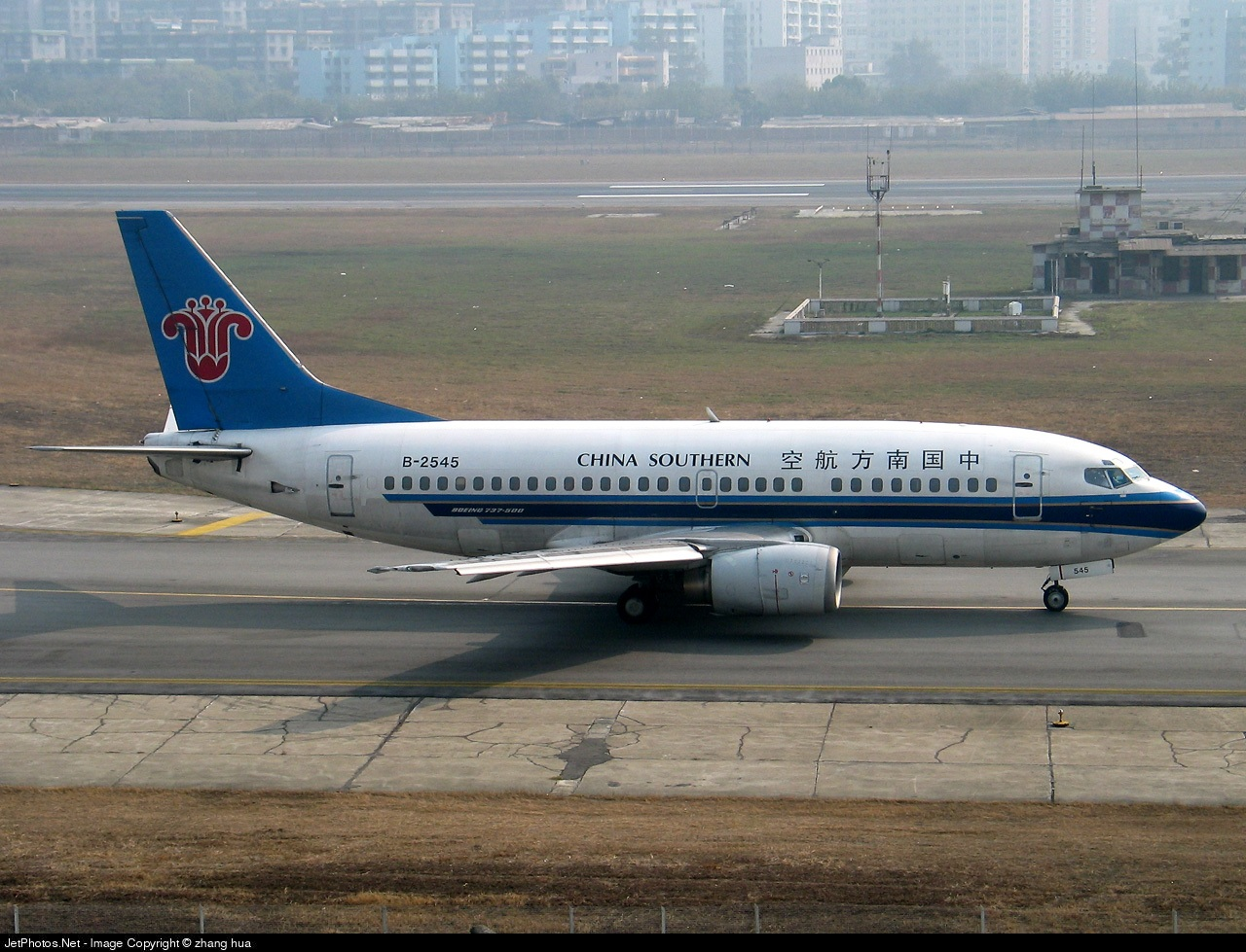 B-2545 - Boeing 737-5Y0 - China Southern Airlines