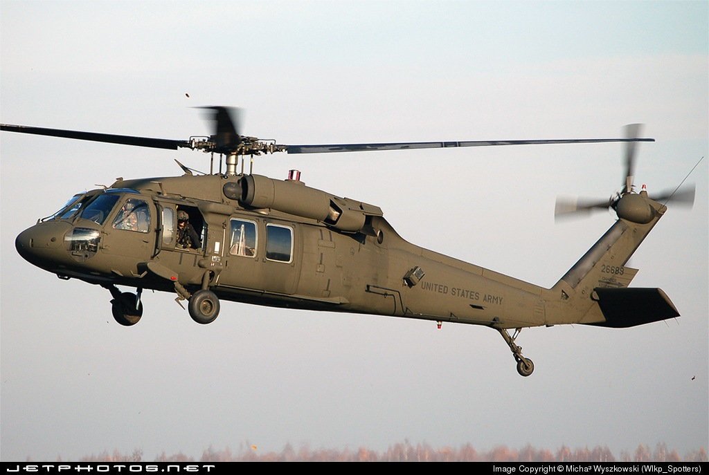 96-26689 - Sikorsky UH-60L Blackhawk - United States - US Army