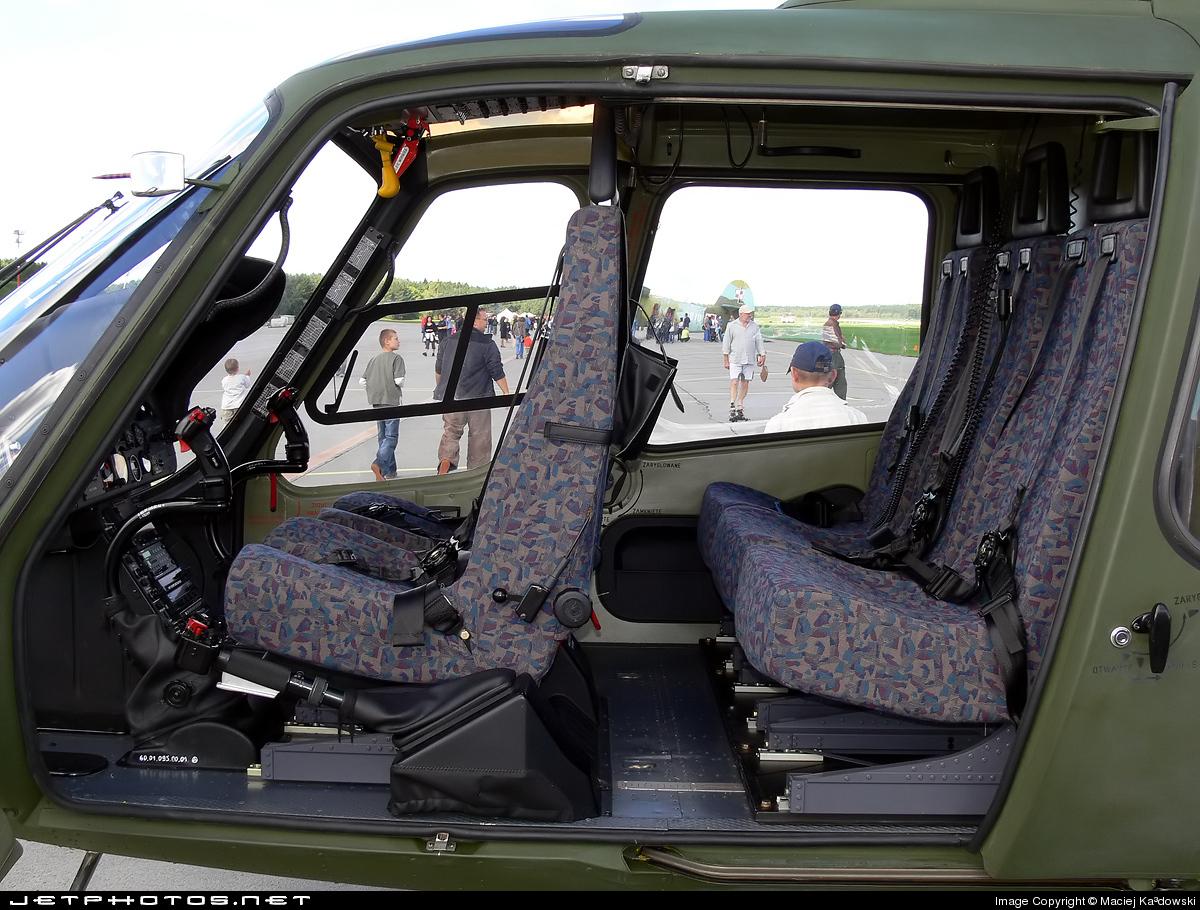 6605 - PZL-Swidnik SW-4 - Poland - Air Force