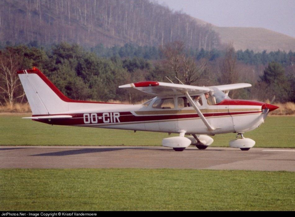 OO-CIR - Cessna 172N Skyhawk II - Limburgse Vleugels