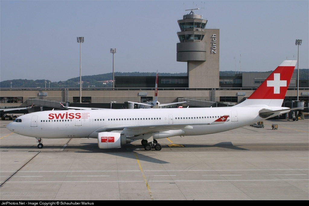 HB-IQF - Airbus A330-223 - Swiss