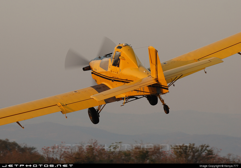 ZS-OTY - Ayres S2R-T45 Turbo Thrush - Private