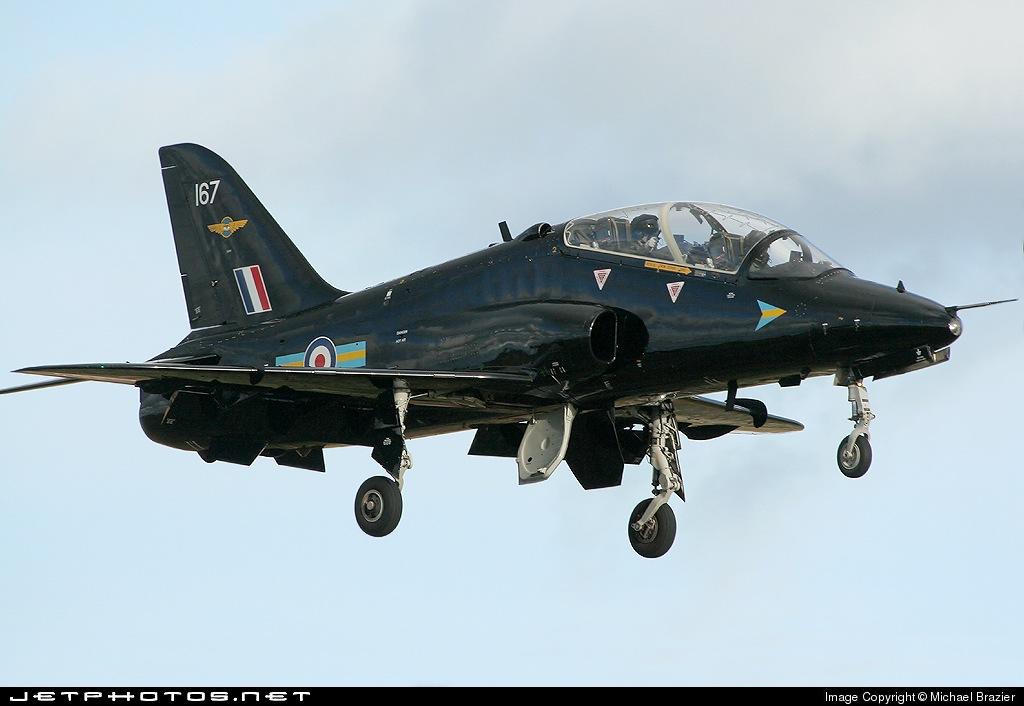 XX167 - British Aerospace Hawk T.1W - United Kingdom - Royal Navy