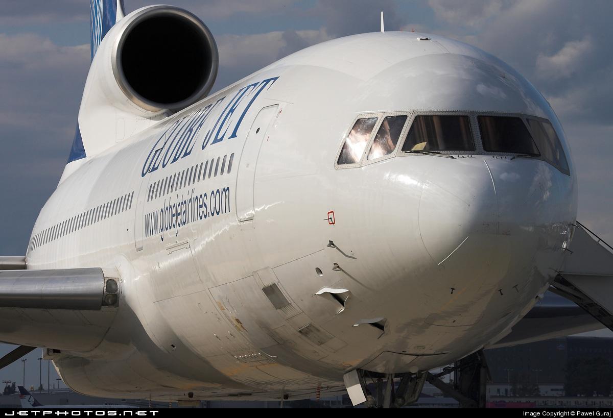 OD-MIR - Lockheed L-1011-500 Tristar - Globe Jet Airlines