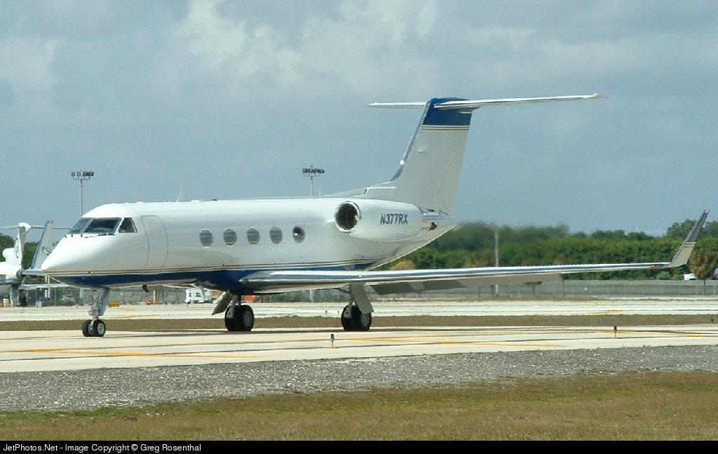 N377RX - Gulfstream G-III - Private