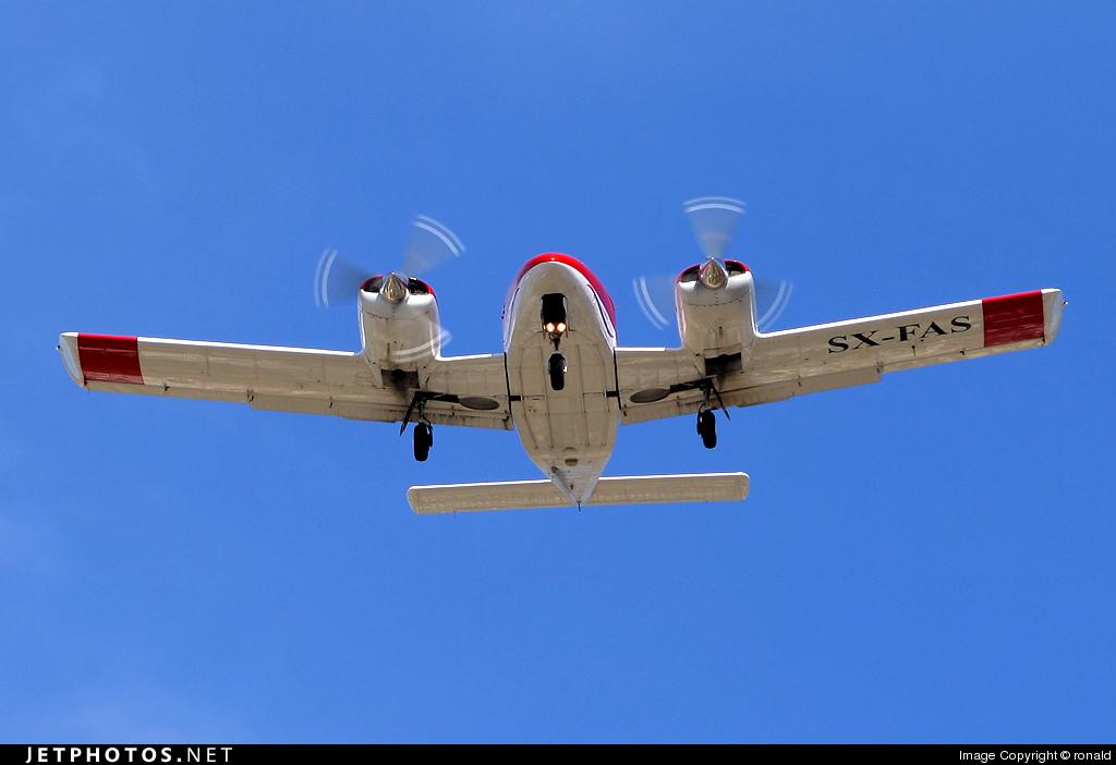 SX-FAS - Piper PA-34-220T Seneca III - FAS - Rhodos Pilots Academy