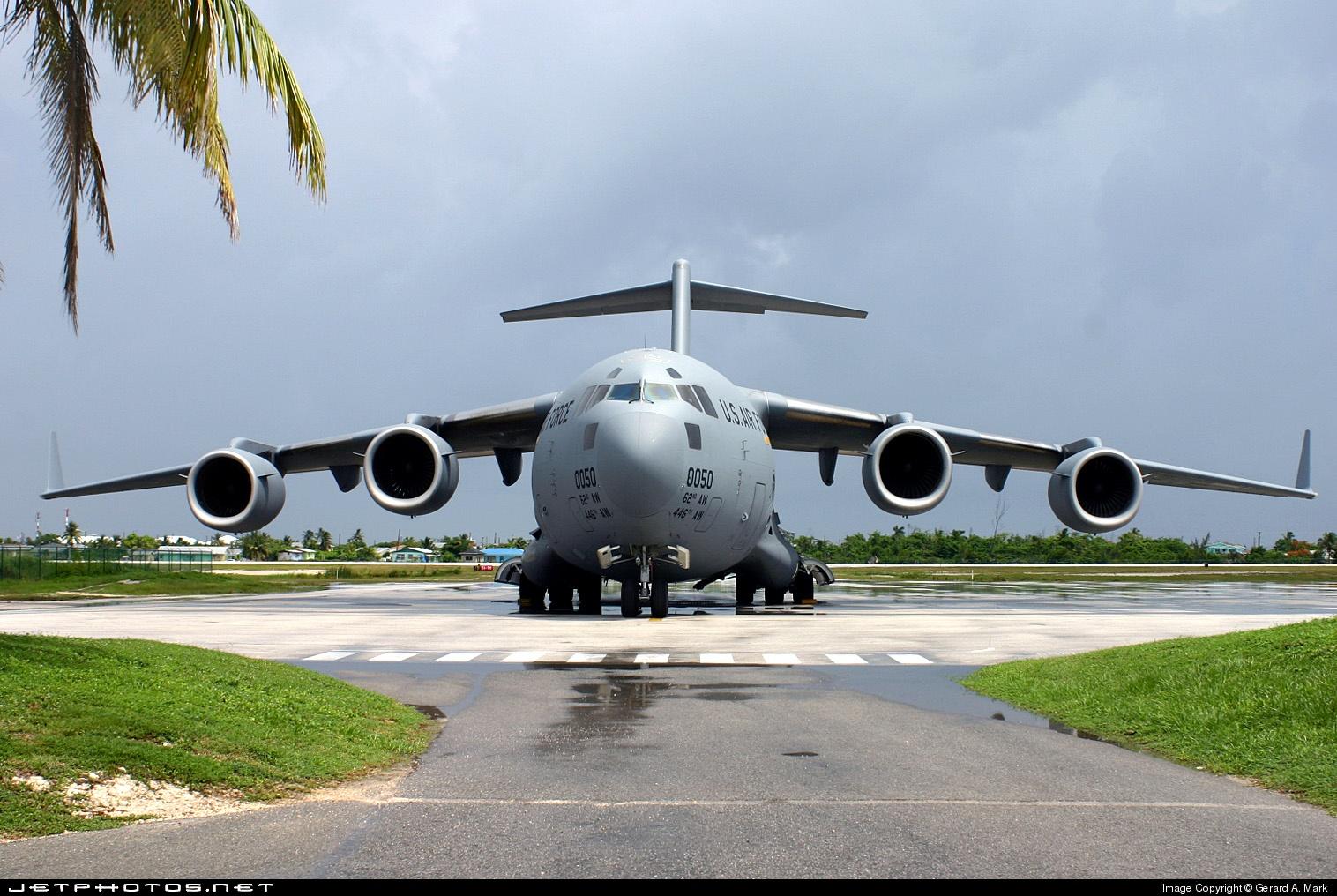 98-0050 - Boeing C-17A Globemaster III - United States - US Air Force (USAF)