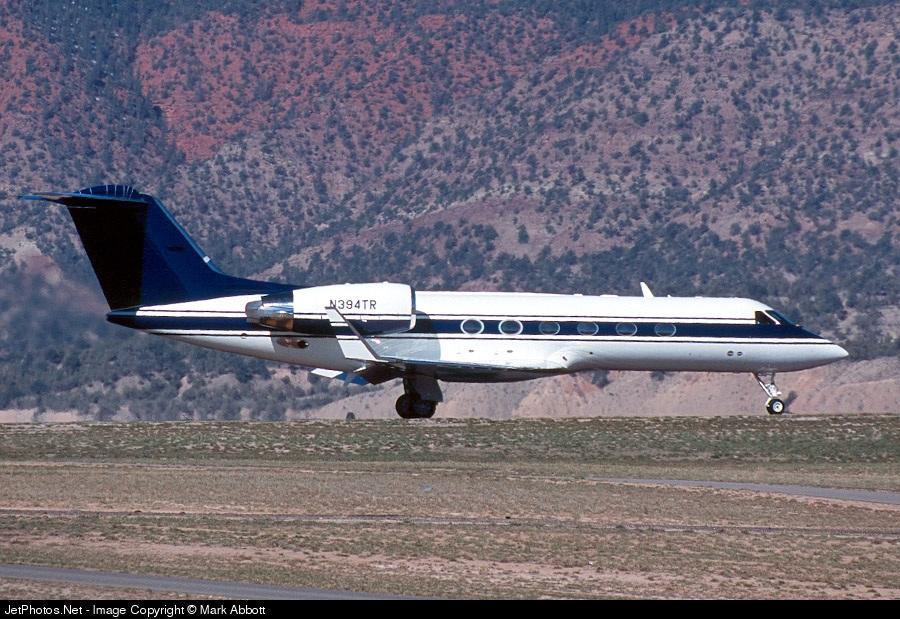 N394TR - Gulfstream G-IV(SP) - Private