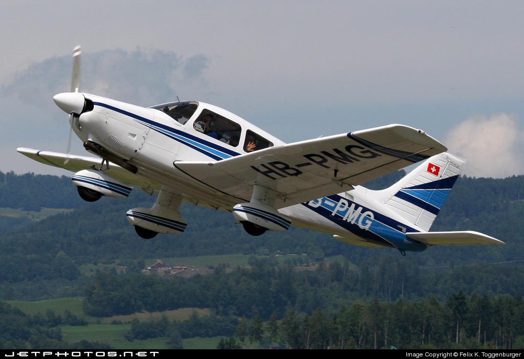 HB-PMG - Piper PA-28-181 Archer II - Private