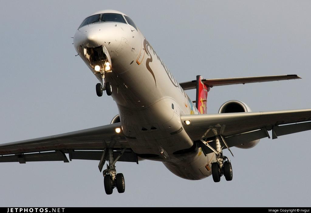 B-3032 - Embraer ERJ-145LI - Grand China Express