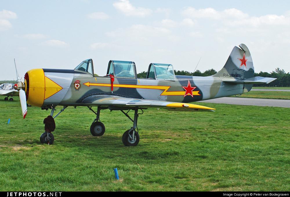 RA-3326K - Yakovlev Yak-52 - Yakkes Foundation