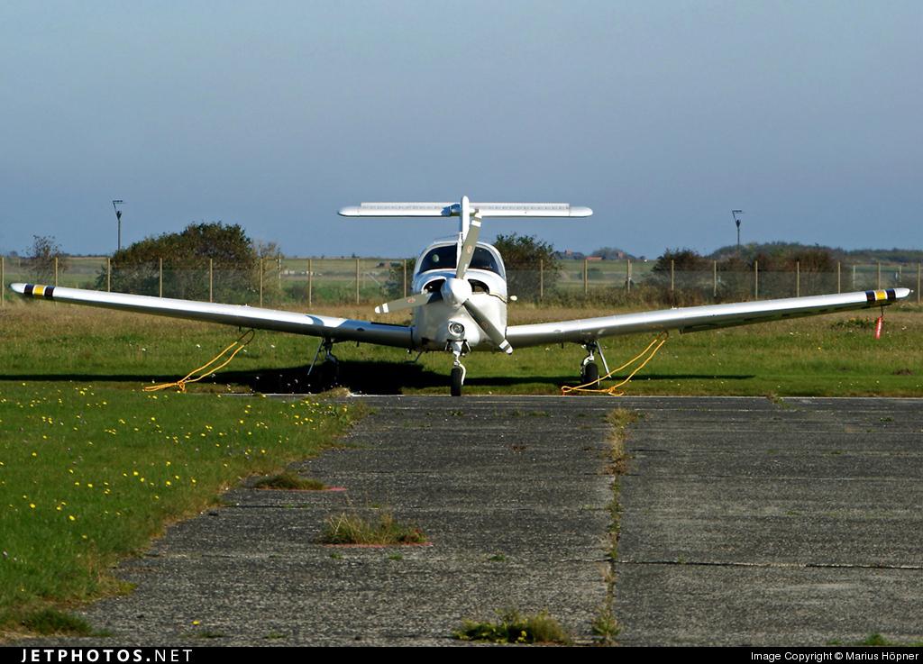 D-EDLE - Piper PA-28RT-201T Turbo Arrow IV - Private