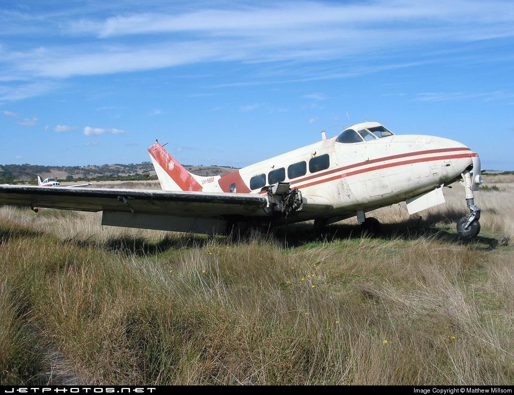 VH-NBM - De Havilland DH-104 Dove - Private