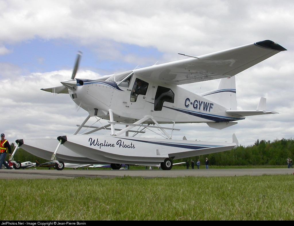 C-GYWF - Found Aircraft FBA-2C1 Bush Hawk XP - Remote Airborne Solutions