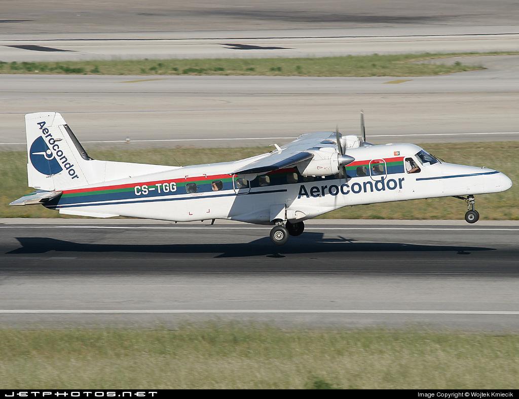 CS-TGG - Dornier Do-228-202K - Aerocondor