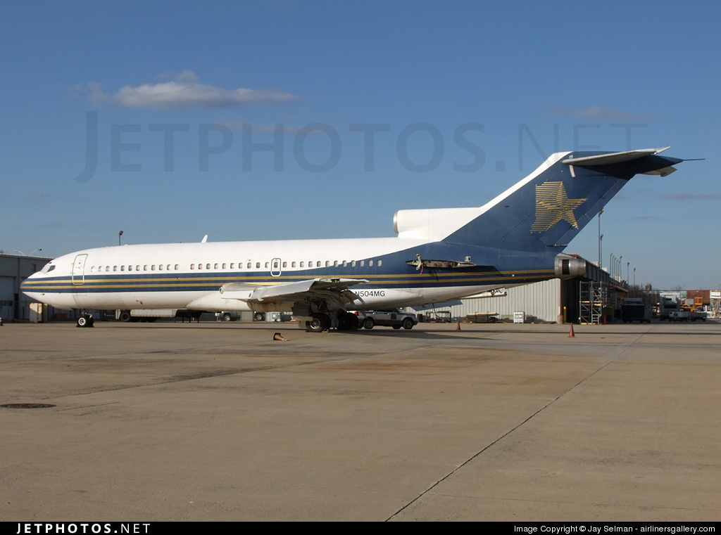 N504MG - Boeing 727-191 - RD Aviation