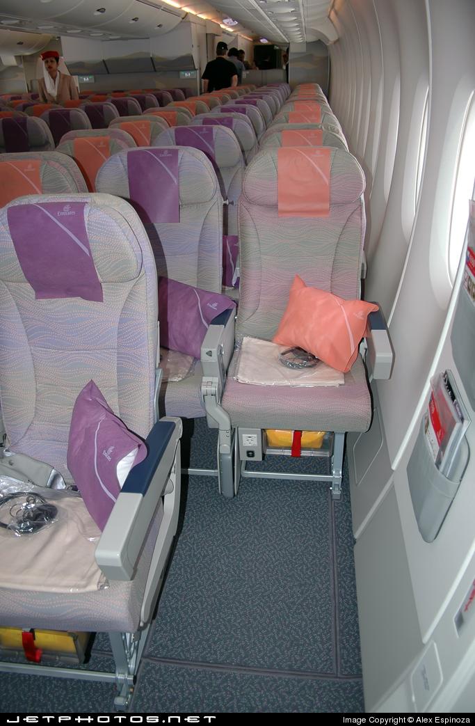 A6-EDA - Airbus A380-861 - Emirates