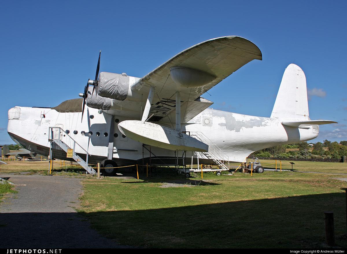 NZ4115 - Short Sunderland MR.5 - Private