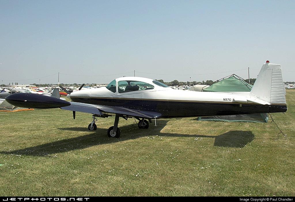 N37C - Ryan Navion B - Private