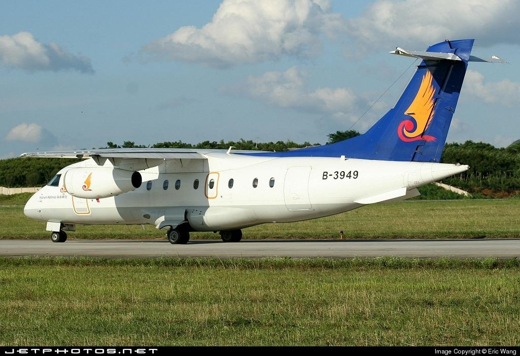 B-3949 - Dornier Do-328-300 Jet - Hainan Airlines