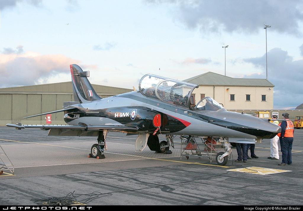 ZJ951 - British Aerospace Hawk Mk.100 - BAE Systems