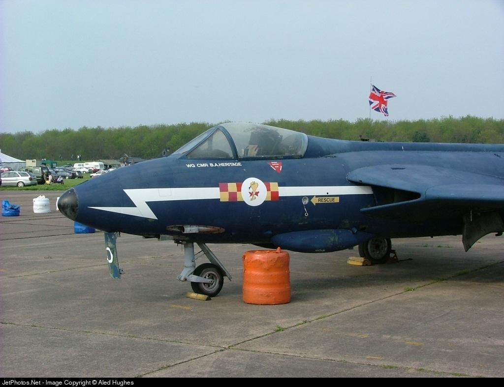 XF324 - Hawker Hunter F.51 - United Kingdom - Royal Air Force (RAF)