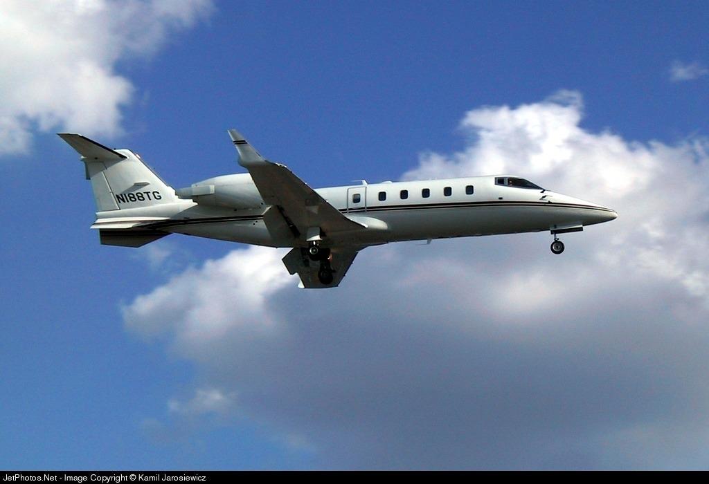 N188TG - Bombardier Learjet 60 - Private